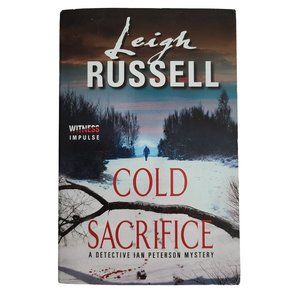 🍒3/$20🍒  Cold Sacrifice by Leigh Russell
